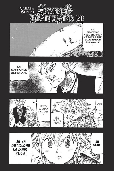 Page 2 Seven deadly sins tome 21