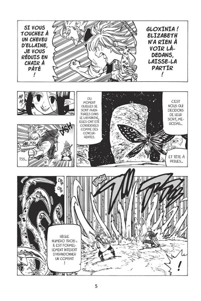 Page 6 Seven deadly sins tome 21