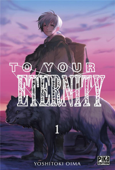 Couverture To your eternity tome 1