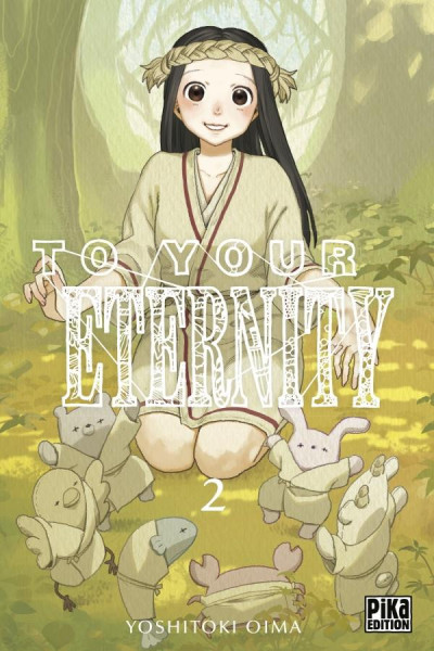 Couverture To your eternity tome 2