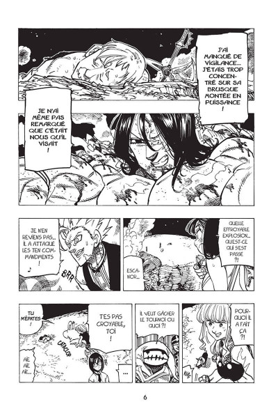 Page 7 Seven deadly sins tome 22