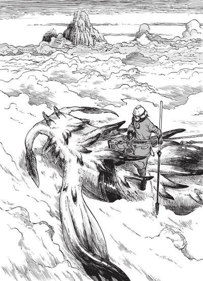 Page 9 Drifting dragons tome 1