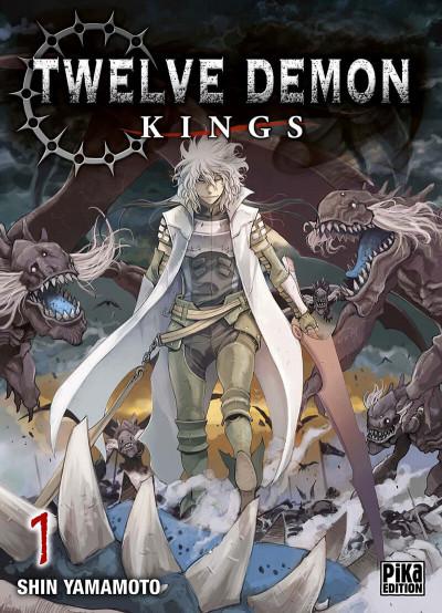 Couverture Twelve demon kings tome 1