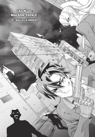 Page 4 Triage X tome 14