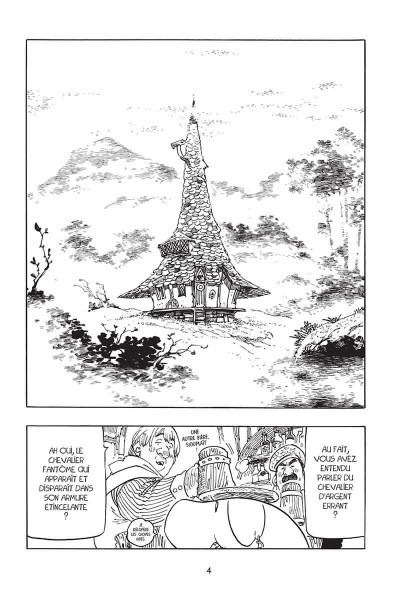 Page 5 Seven deadly sins tome 23