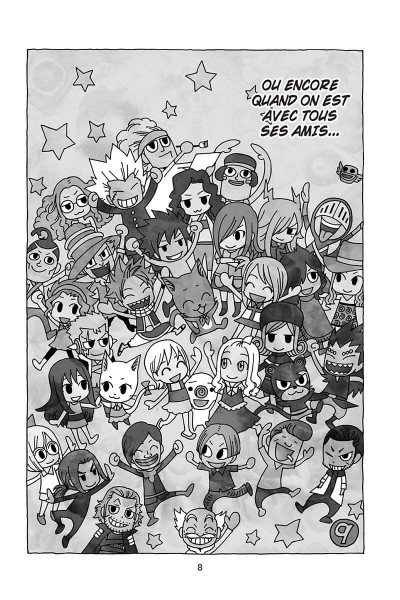 Page 8 Fairy tail S tome 1