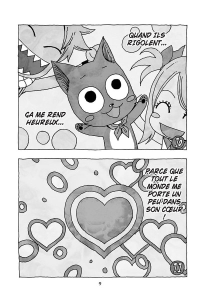 Page 9 Fairy tail S tome 1