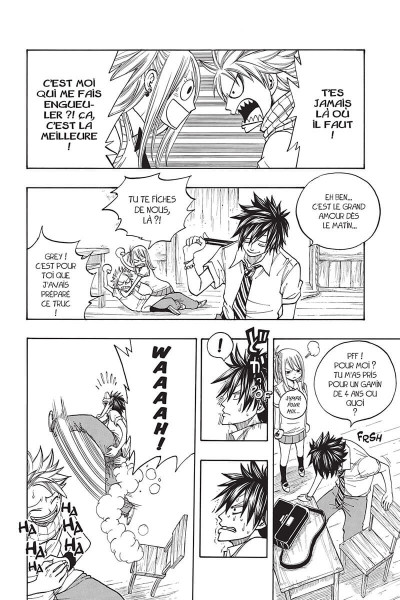 Page 9 Fairy Tail S tome 2
