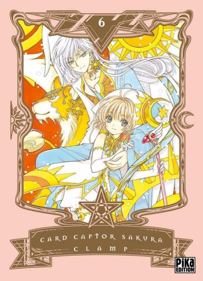 Couverture Card captor Sakura tome 6