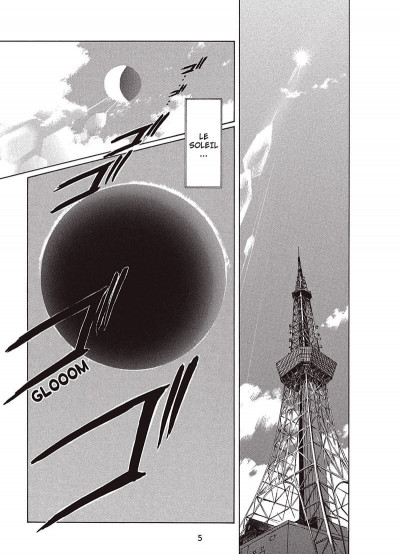 Page 5 Card captor Sakura tome 6