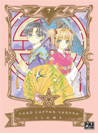 Couverture Card captor Sakura tome 7