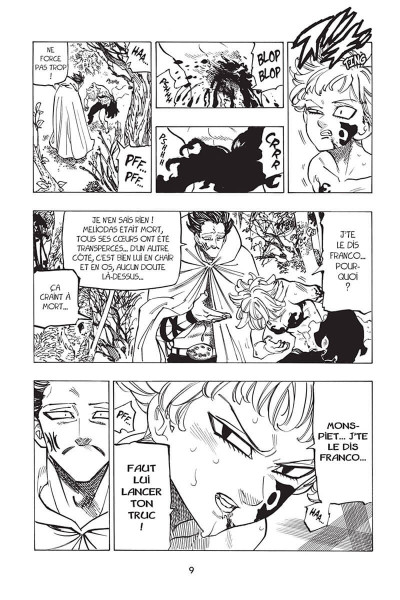 Page 0 Seven deadly sins tome 24