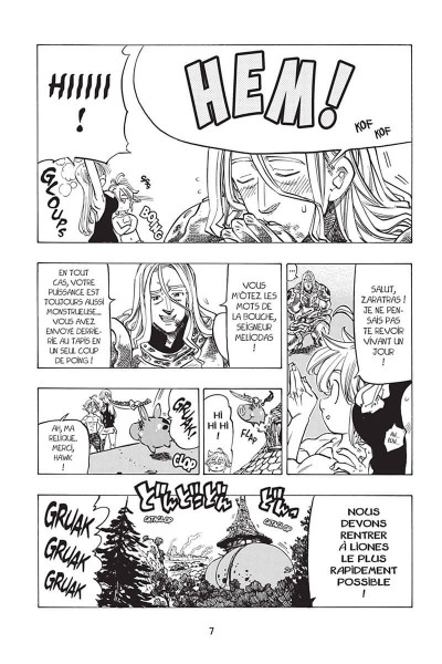 Page 8 Seven deadly sins tome 24