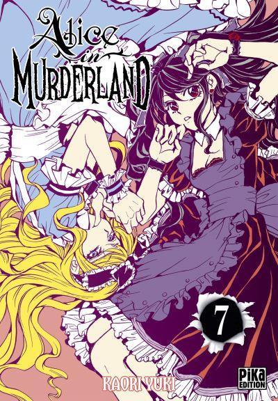 Couverture Alice in murderland tome 7
