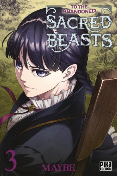 Couverture To the abandoned sacred beasts tome 3
