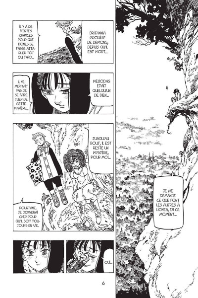 Page 6 Seven deadly sins tome 25