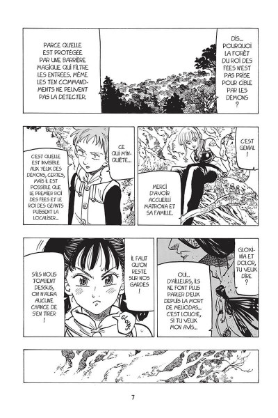 Page 7 Seven deadly sins tome 25