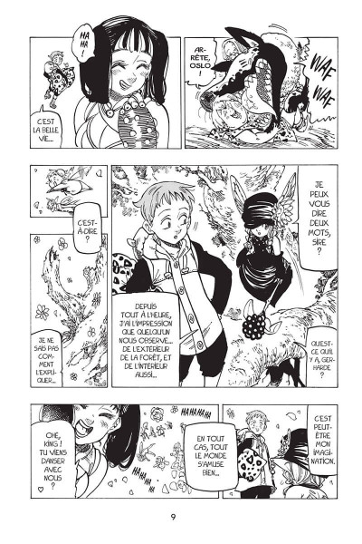 Page 9 Seven deadly sins tome 25