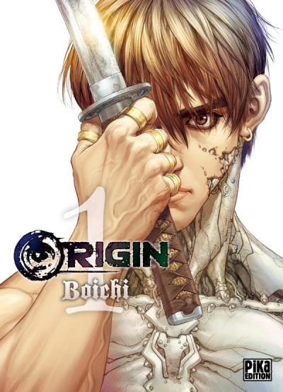 Couverture Origin tome 1
