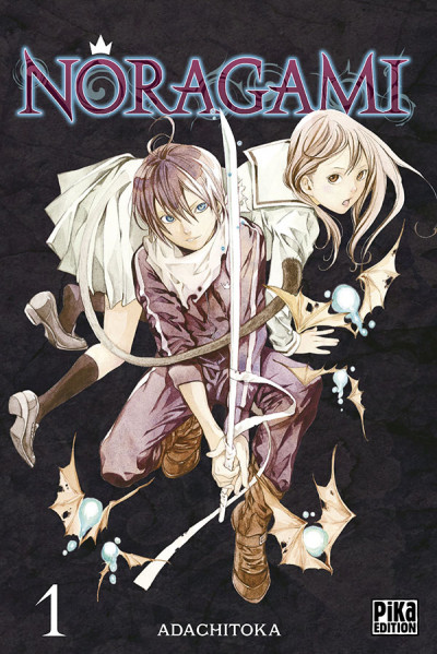 Couverture Noragami - pack promo tomes 1 et 2