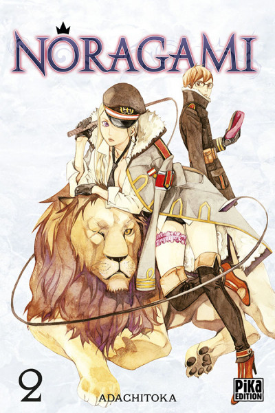 Page 1 Noragami - pack promo tomes 1 et 2
