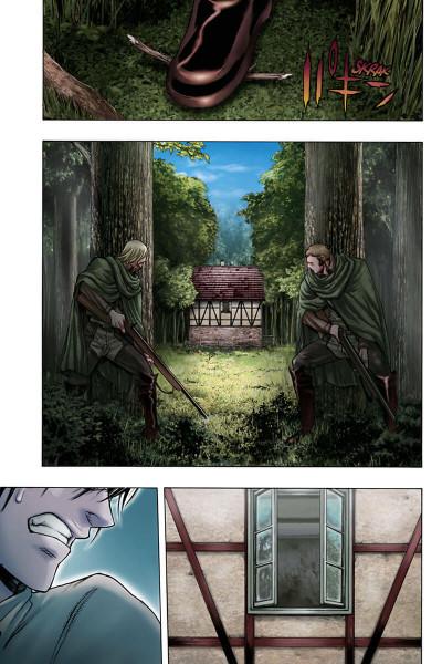 Page 2 L'attaque des titans - before the fall tome 12