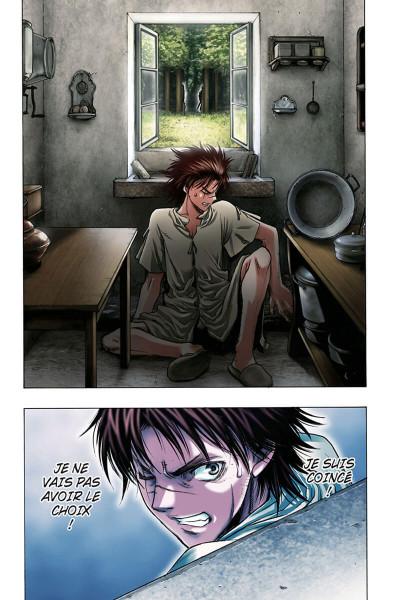 Page 5 L'attaque des titans - before the fall tome 12