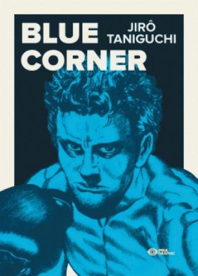 Couverture Blue corner