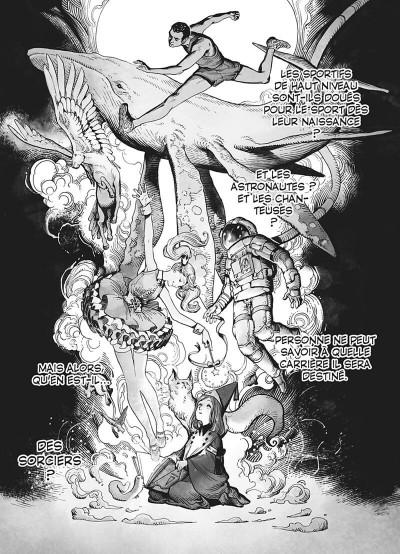Page 3 L'atelier des sorciers tome 1