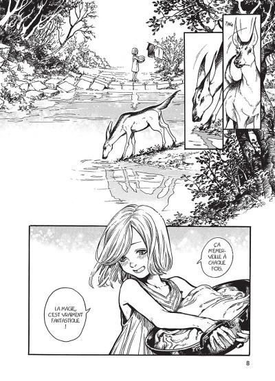 Page 8 L'atelier des sorciers tome 1