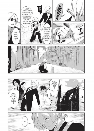 Page 9 The empire of corpses tome 1