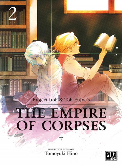Couverture The empire of corpses tome 2