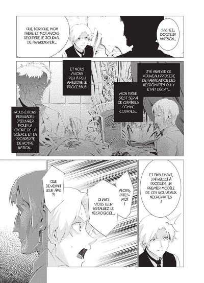Page 5 The empire of corpses tome 2