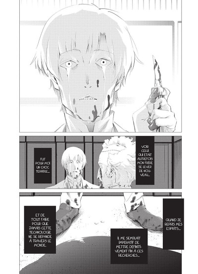 Page 8 The empire of corpses tome 2