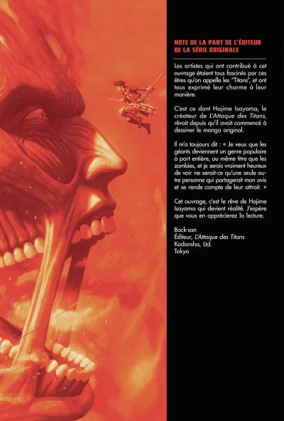 Page 7 L'attaque des titans - anthologie