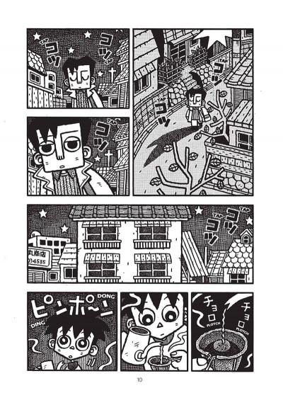 Page 9 Une douce odeur de café