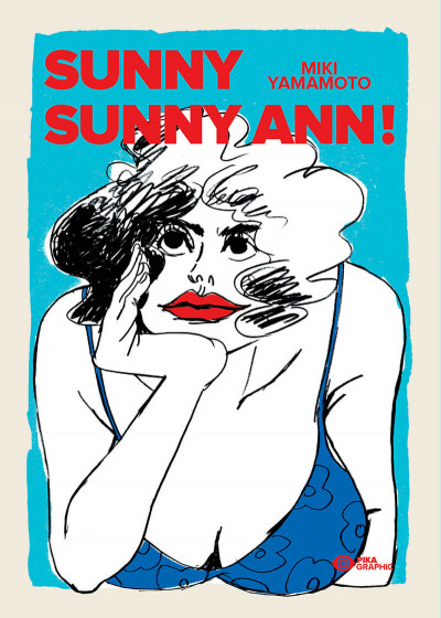 Couverture Sunny sunny ann !