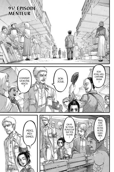 Page 6 L'attaque des titans tome 24