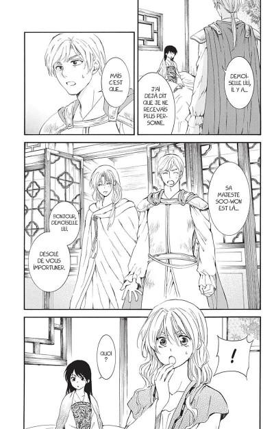 Page 8 Yona, princesse de l'aube tome 22