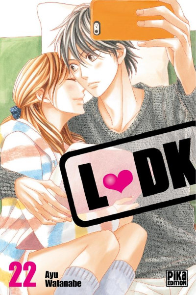 Couverture L-DK tome 22