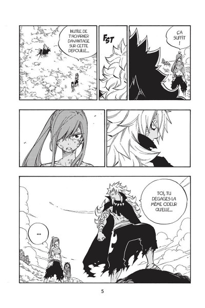Page 5 Fairy tail tome 62