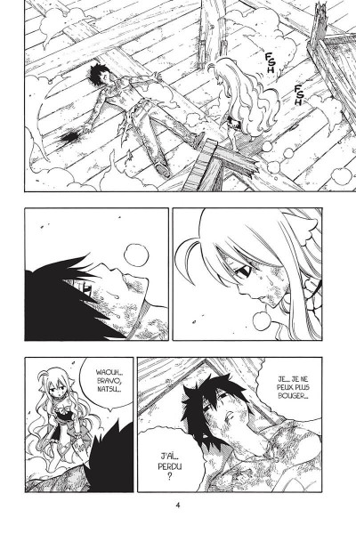 Page 5 Fairy tail tome 63