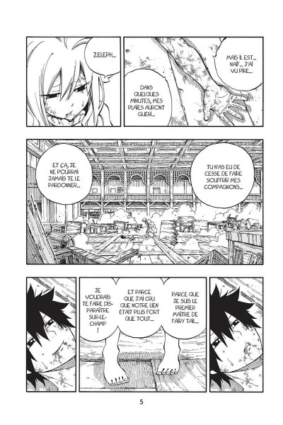 Page 6 Fairy tail tome 63