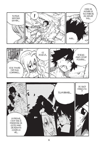 Page 7 Fairy tail tome 63