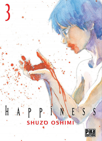 Couverture Happiness tome 3