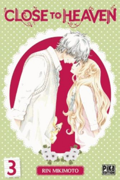 Couverture Close to heaven tome 3