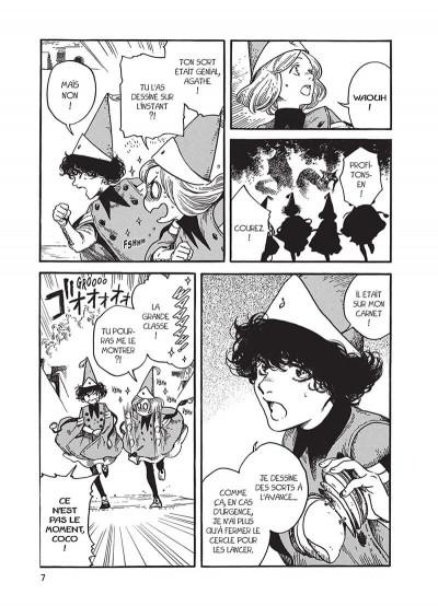 Page 8 L'atelier des sorciers tome 2