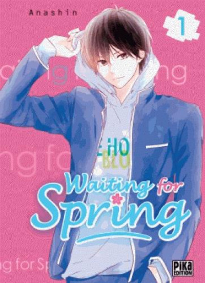 Couverture Waiting for spring tome 1