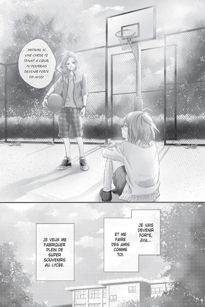 Page 4 Waiting for spring tome 1