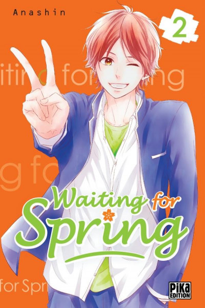 Couverture Waiting for spring tome 2